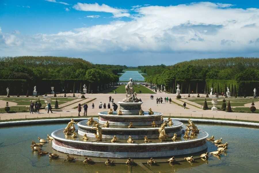 déménagement vers ou depuis Versailles